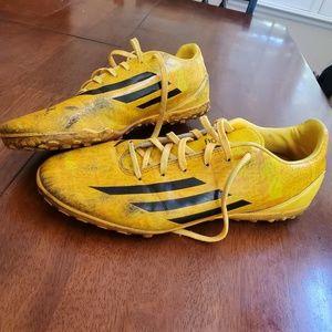Messi Edition Adidas F10 Turf Shoes